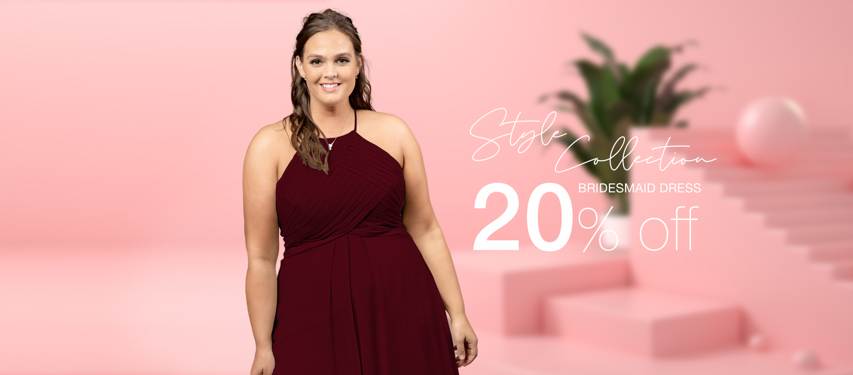BRIDESMAIDS 20% OFF