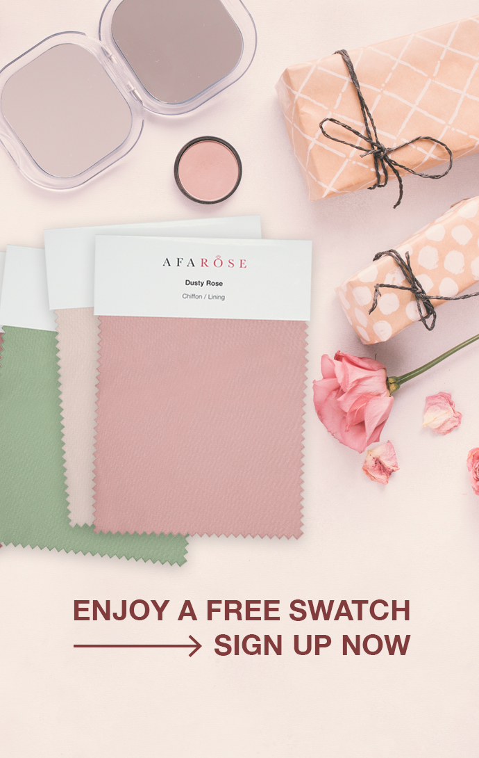 Free Swatch On Us