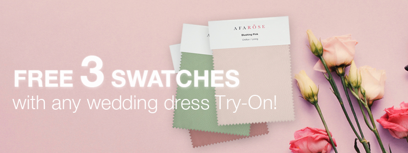 Try Now to Get 3 Free Swatches